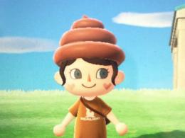 あつ 森 帽子