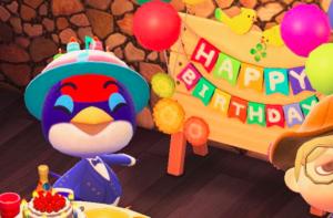 ツバクロ誕生日
