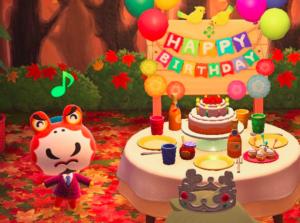 タイシ誕生日