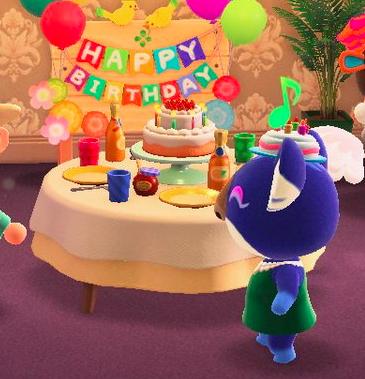 ユーカリ誕生日