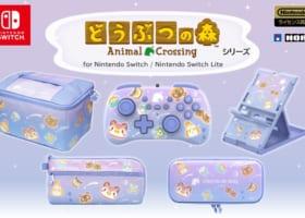 【4月発売】どうぶつの森Switchコントローラー・グッズ・アクセサリー可愛い!