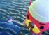 【ラコスケ巨大化】素潜り中のバグ画像がかわいい!