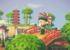 【和風・古風】みんなが作った和がテーマの島が素敵!七夕祭り!【島クリまとめ】