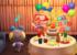 【7月9日ストローお誕生日】みんなのお祝いの様子は?【曲がったお口】