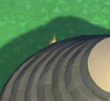 【光る地面対策】建物の後ろ、ってみんなどうしてる?